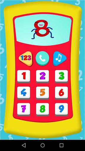 Baby phone game 1.0.1 screenshots 1