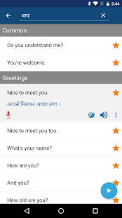 Learn Hindi Phrases | Hindi Translator- screenshot thumbnail