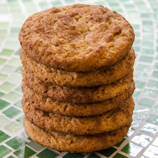 Super Chewy Snickerdoodles Cookies Recipe