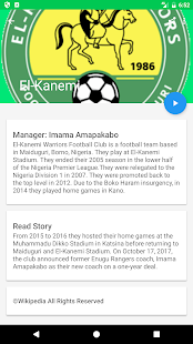 NAIJA SPORT - EAGLE SPORT HUB for PC-Windows 7,8,10 and Mac apk screenshot 5