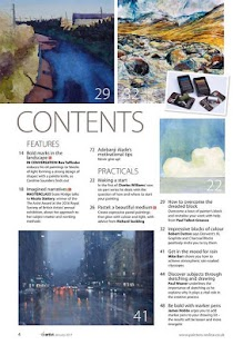 The Artist Magazine- screenshot thumbnail