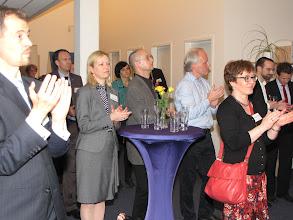 Photo: Auditorium beim Jahresempfang der Stiftung Gesundheit 2012