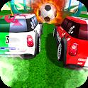 Euro 2016 Football Car League icon