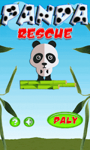 Panda Rescue screenshot 1