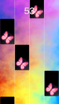 Pink Piano Tiles: KPOP apk screenshot