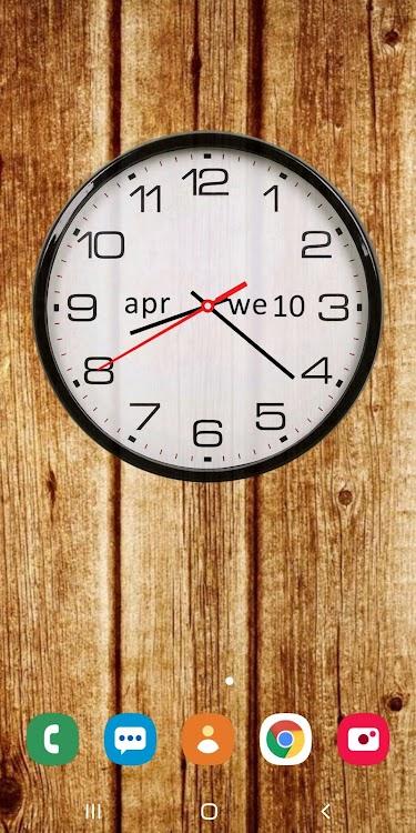 Battery Saving Analog Clocks Live Wallpaper Pro Android Apps