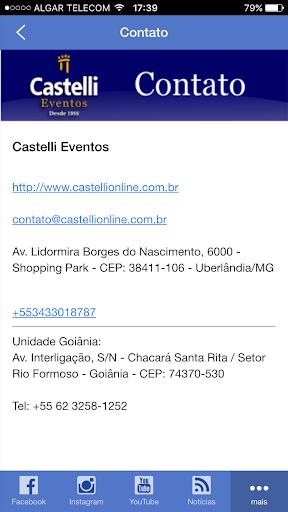 Castelli Eventos 4.1 Apk Download 5
