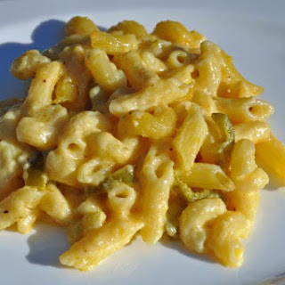 Jimmy Buffet's Spicy Macaroni and Cheese.
