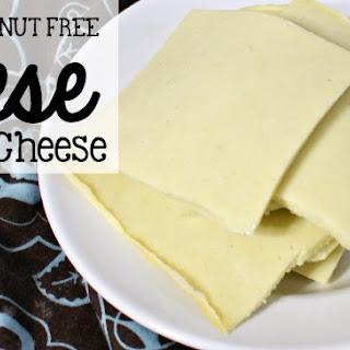 Dairy Free Nut Free Cheese - Zucchini Cheese.