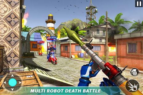 Download Counter Terrorist Robot Game: Robot Shooting Games For PC Windows and Mac apk screenshot 9