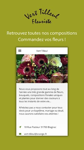android Vert Tilleul Screenshot 5
