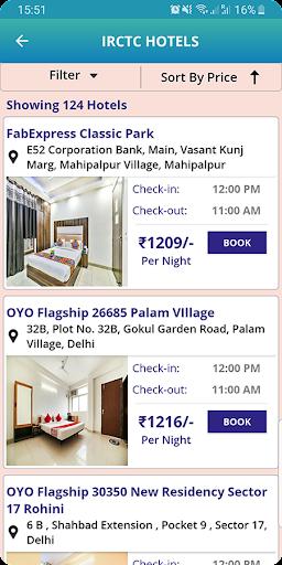 IRCTC Tourism screenshot 5