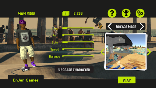 Skateboard FE3D 2 1.07 screenshots 4