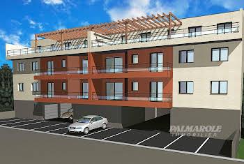 Appartement 3 pièces 74,4 m2