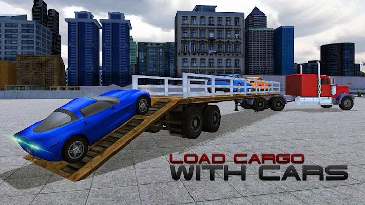 Cargo Airplane Car Transporter - screenshot