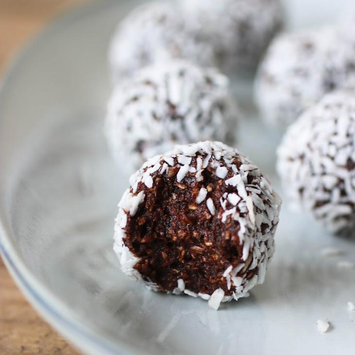 Healthy Rum Truffles Recipe
