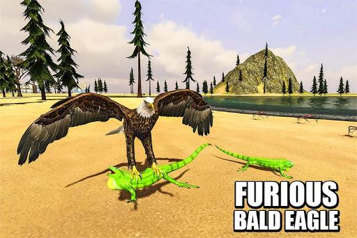 Furious Eagle Family Simulator 1.0 screenshots 1