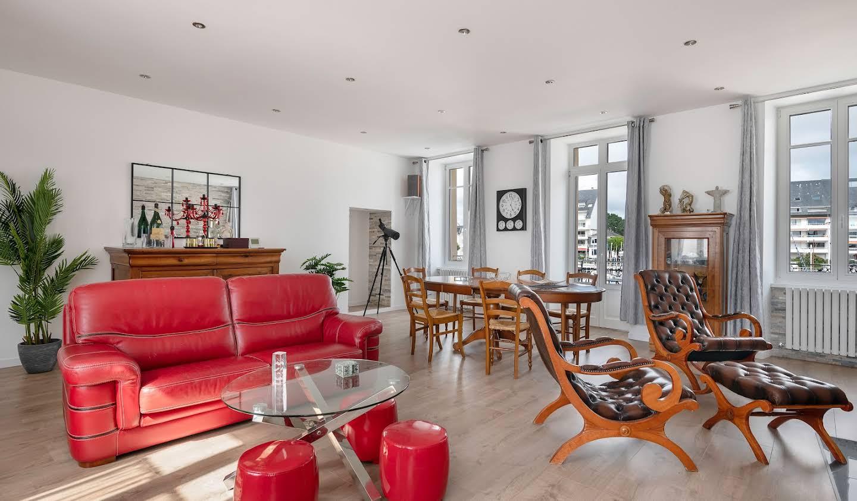 Maison contemporaine avec terrasse Le Pouliguen
