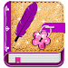 Glitter Diary for Girls Icon