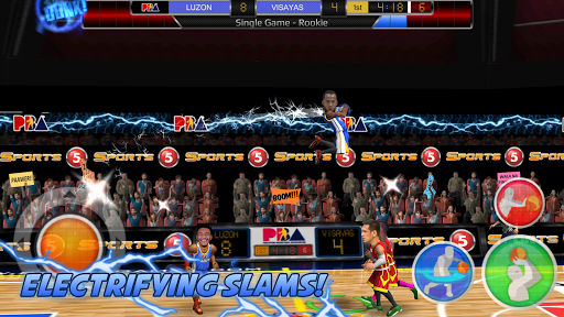 Basketball Slam 2020! screenshots 8