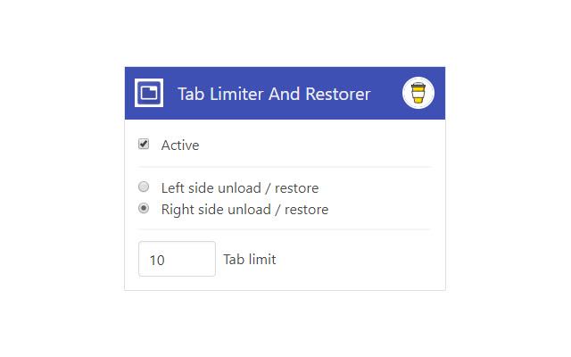 Tab Limiter And Restorer