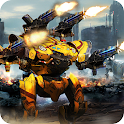Transformers war robots: world of tanks robot game icon