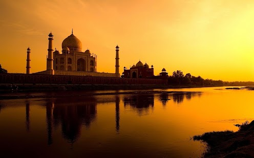 Taj Mahal Live Wallpaper- screenshot thumbnail