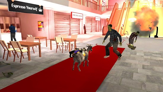 Goat Simulator GoatZ Screenshot 20