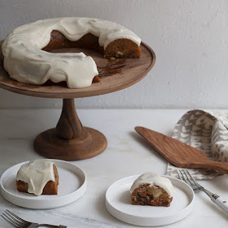 Carrot Snacking Cake