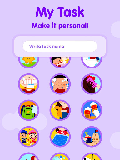 Timo Kids Routine Timer - from Morning to Evening 2.1.1 Screenshots 9
