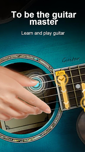 Real Guitar - Music game & Free tabs and chords! 1.0.2 screenshots 1