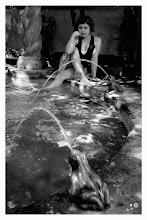 Photo: girl in the pond  My contribution to: #womenwednesday by +Athena Carey+Lee Daniels+Niki Aguirre+Kerry Murphy+Teresa Stover+Christina Lawrie #breakfastclub by +Gemma Costa #10000photographersaroundtheworld by +Robert SKREINER #plusphotoextract by +Jarek Klimek