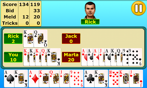 Pinochle apkpoly screenshots 6