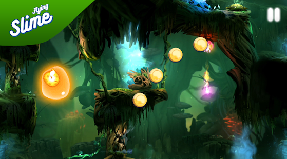 Jumping Slime - Jungle Slimy Adventure - náhled