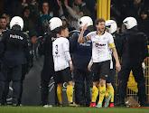 Beerschot won deze avond met 0-2 op het veld van Sporting Lokeren