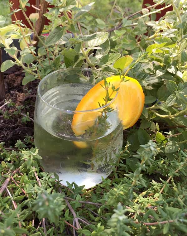 Orange Infused Water (5 Variations)