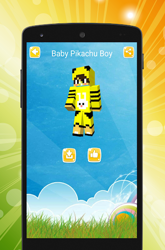 Baby Skins for Minecraft PE 2.0.1 screenshots 6
