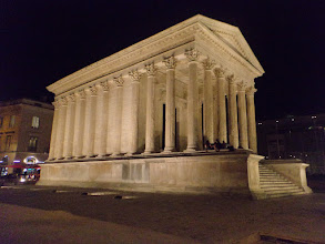 Photo: Nimes Antic monuments presenting rich history
