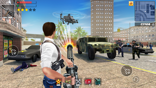 Grand Street Wars: Open World Simulator 1.0.11 screenshots 3