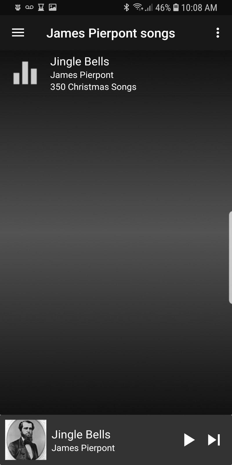 Lyra - Lyrics Music Player and Karaoke Screenshot 3