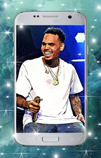 Chris Brown Wallpaper - náhled