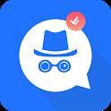 Unseen Messenger - Hide blue double ticks Unread icon