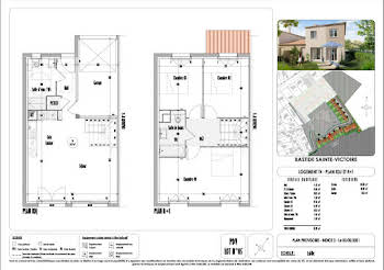 Maison 4 pièces 91,29 m2