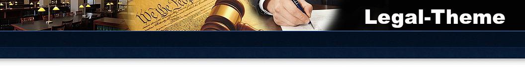 logo legal theme