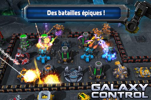 Galaxy Control: Stratégie 3D  captures d'écran 6