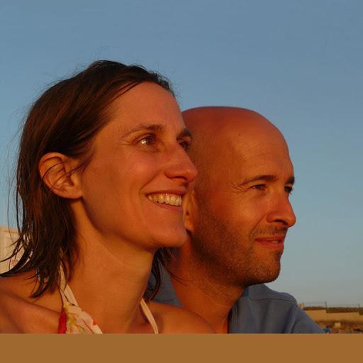 Corinne et Xavier participent aux Foulées de la rue pour soutenir L'Arche à Beauvais !