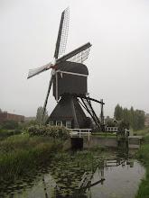 Photo: wiatrak w Leerdam