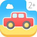 Puzzle Shapes: Learning Games for Toddlers icon