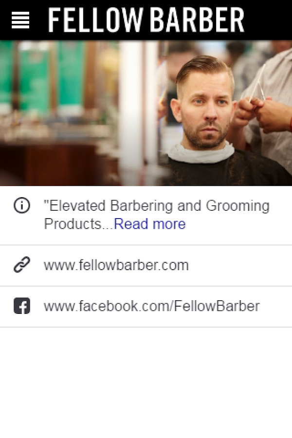 Fellow Barber- screenshot