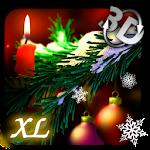Christmas in HD Gyro 3DXL Icon